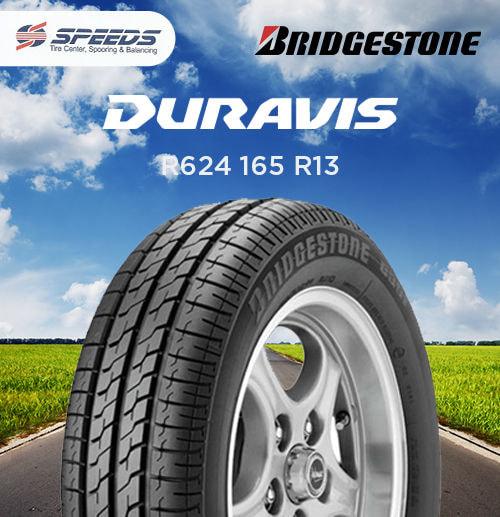 Ban Duravis R624 165 R13
