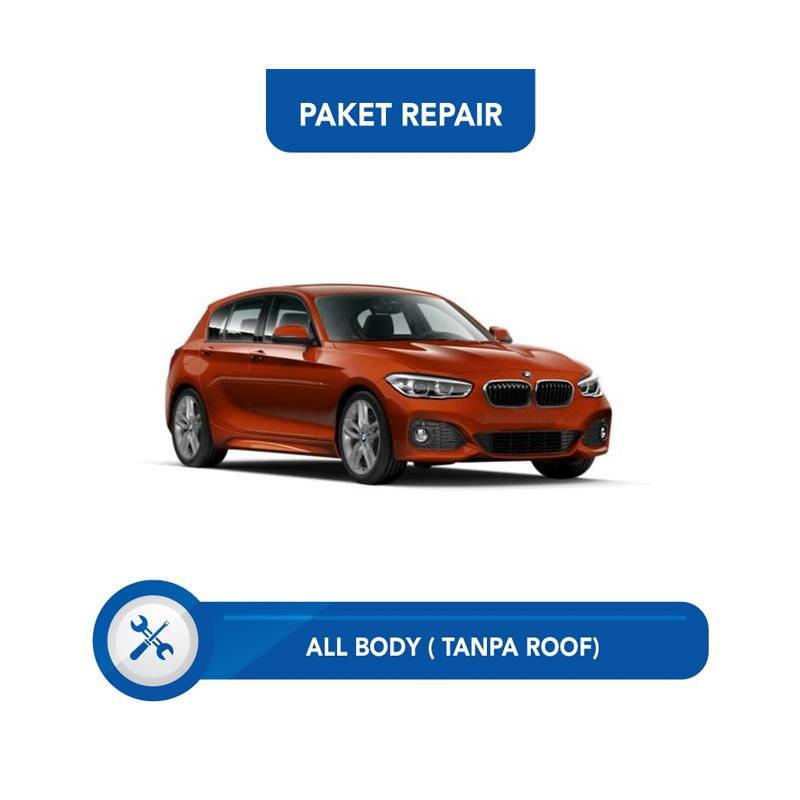 Subur OTO Paket Jasa Reparasi & Cat Mobil for BMW 1 Series [All Body Tanpa Roof]