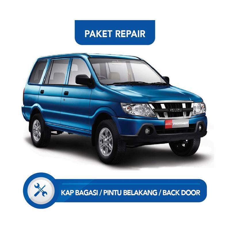 Subur OTO Paket Jasa Reparasi Ringan & Cat Mobil for Phanter [Kap Bagasi dan Pintu Belakang]