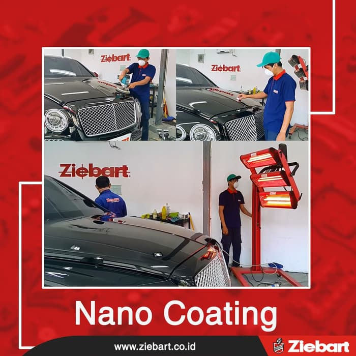 Ziebart Nano Ceramic Coating