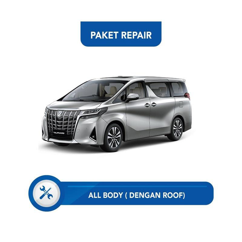Subur OTO Paket Jasa Reparasi Ringan & Cat Mobil for Toyota Alphard [All Body]