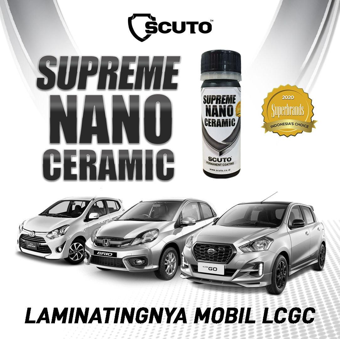 Scuto Nano Ceramic Supreme - Laminating Mobil
