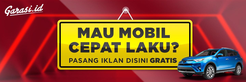 Pasang Iklan Mobil Bekas di Garasi.id