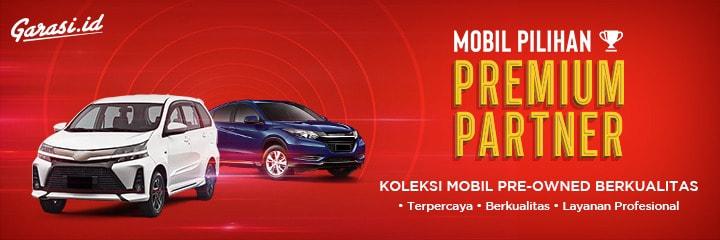 Premium Partner page - Mobile