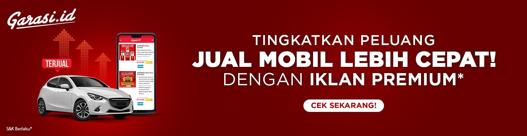 Homepage banner - Mobile