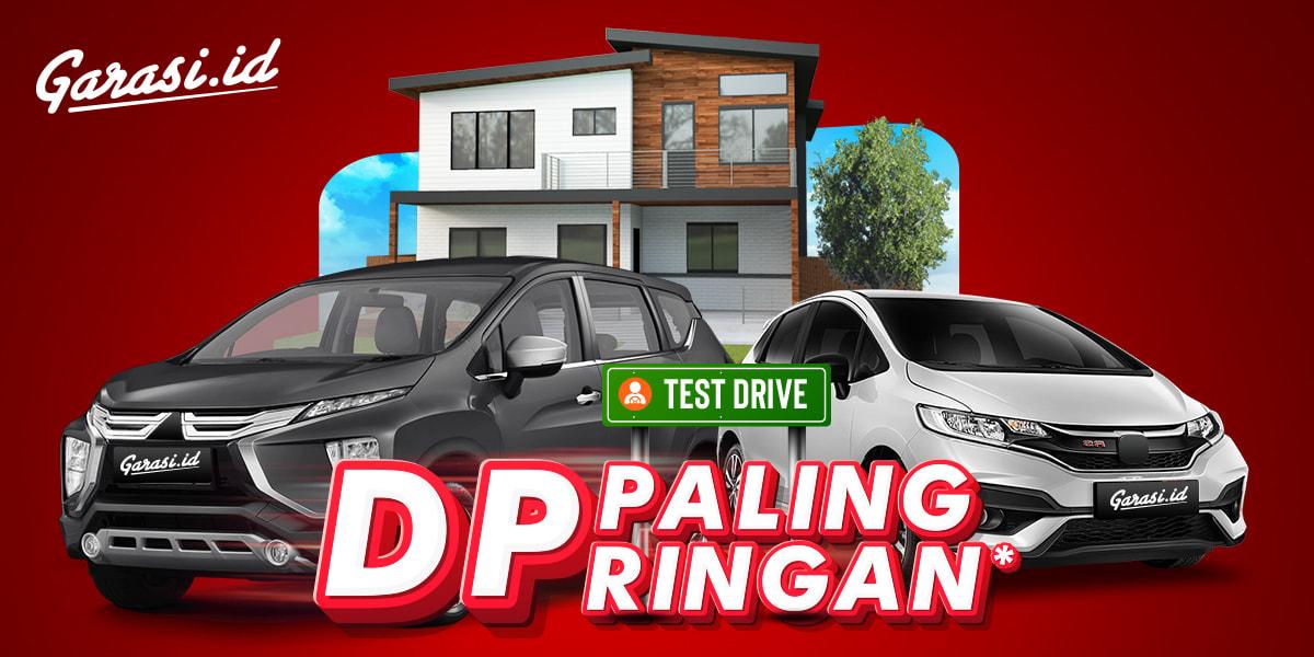 Test Drive Mobil Idaman Dari Rumah