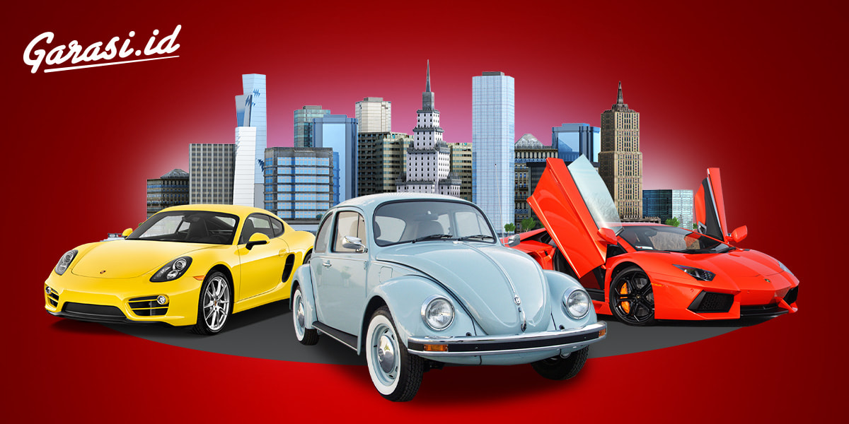 Koleksi Mobil Volkswagen Group