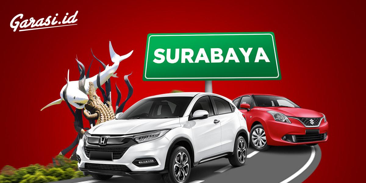 Koleksi Mobil Are-Arek Suroboyo