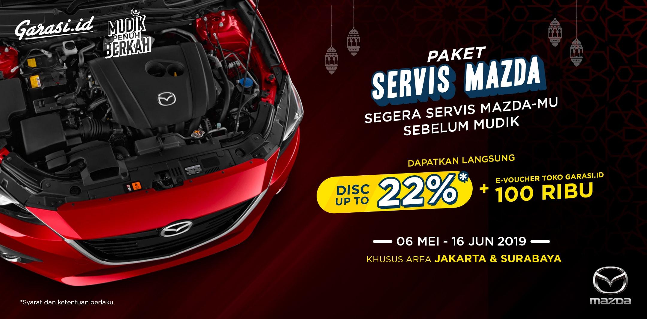 Dealer Resmi Mazda Eurokars