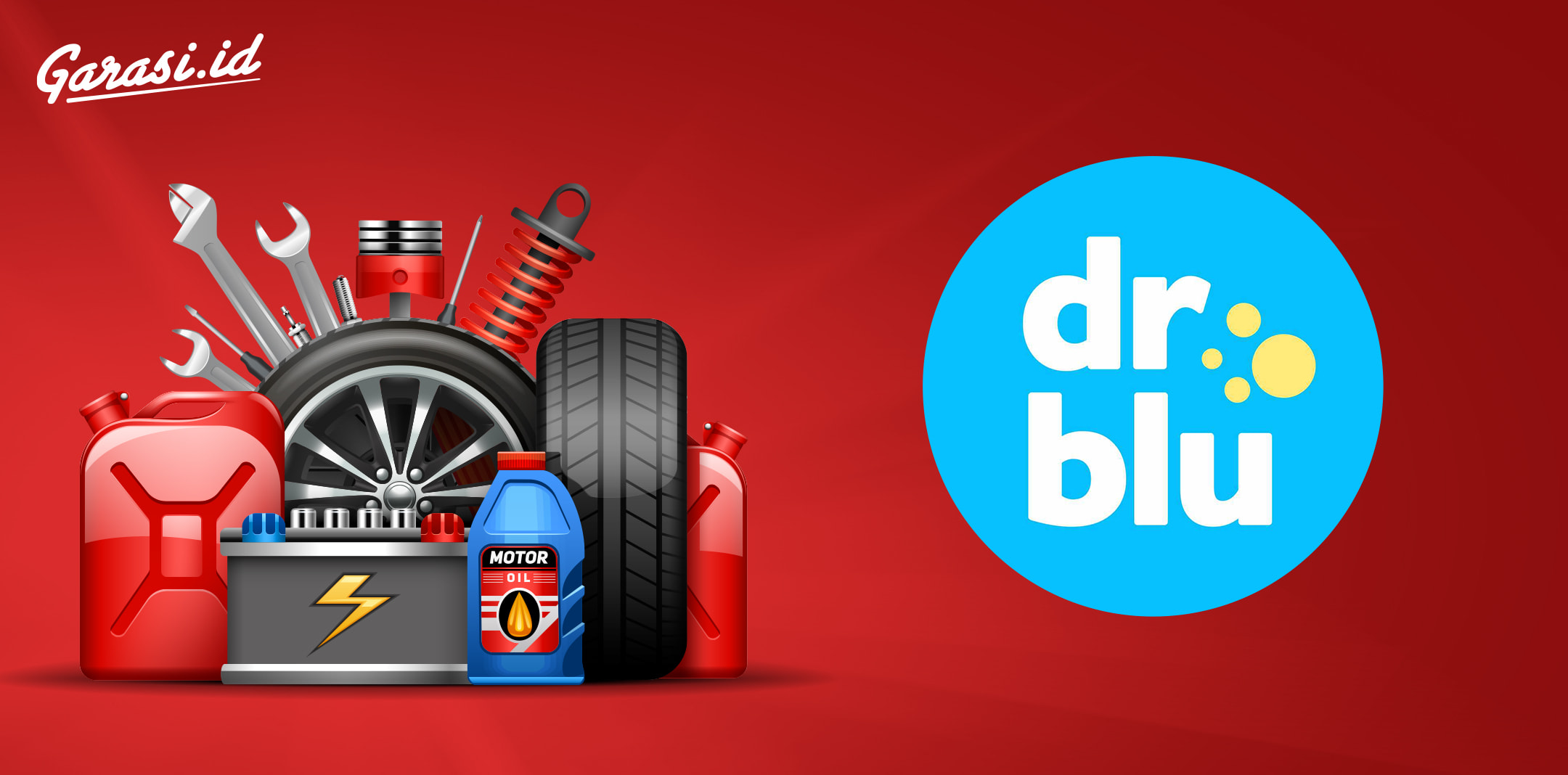Dr. Blu Delivery Carwash