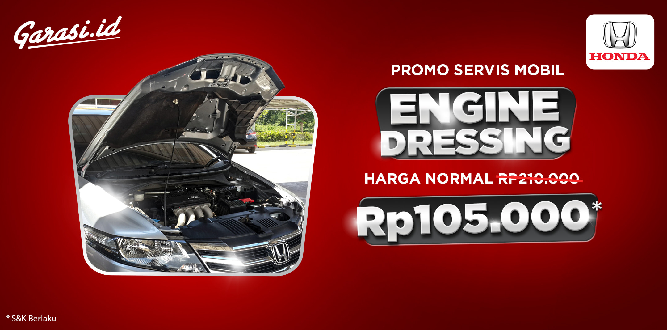 Promo Honda Tangerang