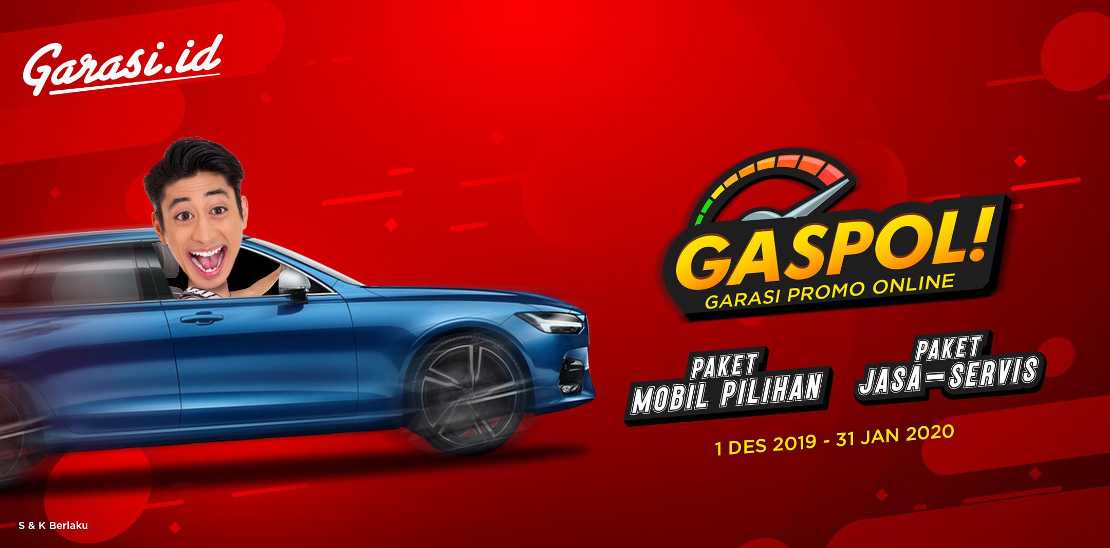 GASPOL (Garasi Promo Online )