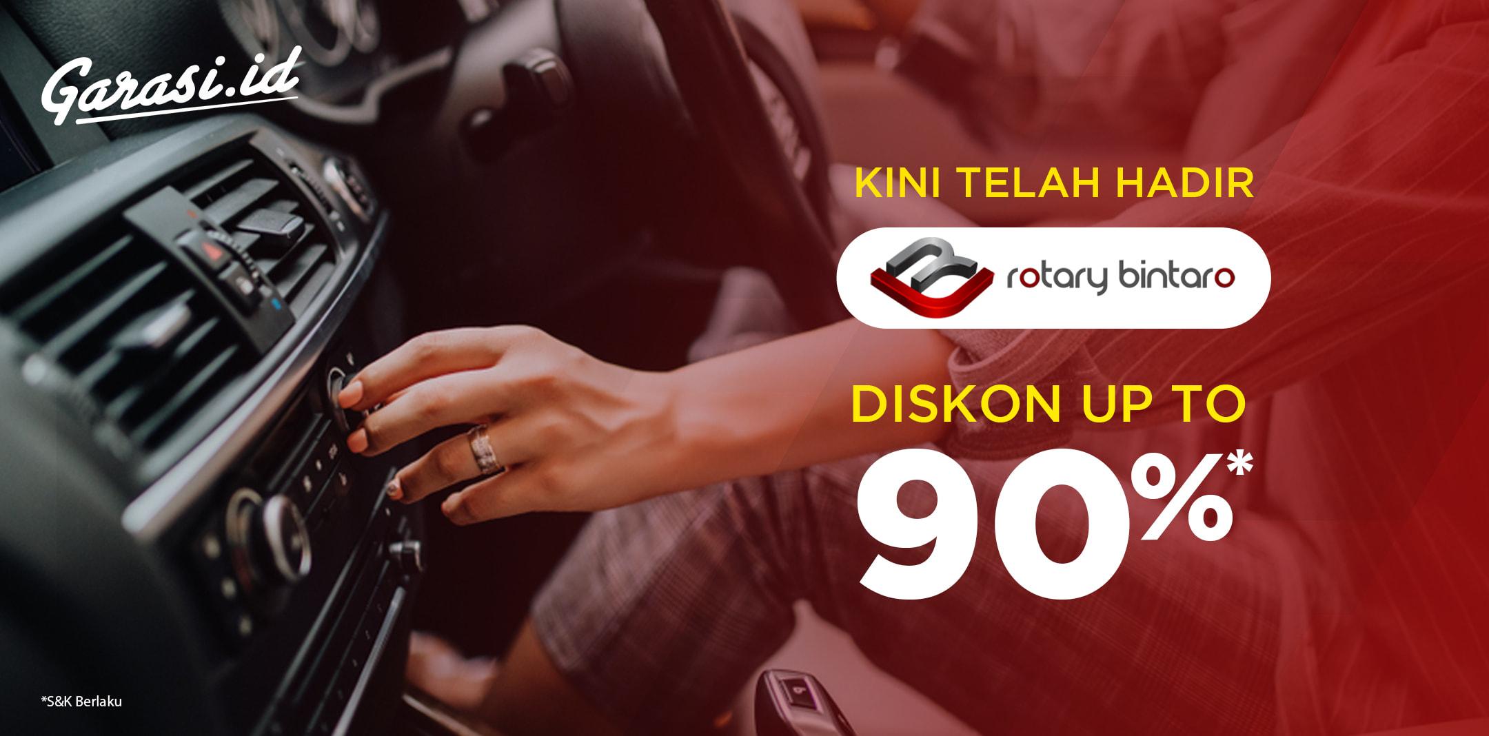 Promo up to 90% untuk Paket AC di Rotary Bintaro
