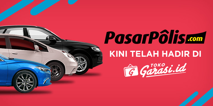 PasarPolis.com kini hadir di TOKO Garasi.id