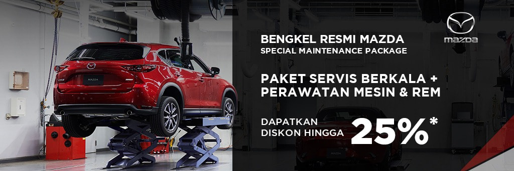 Mazda Special Service Package 2021