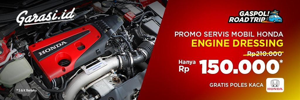 Gaspol Road Trip 2021 - Honda Bintang Tangerang