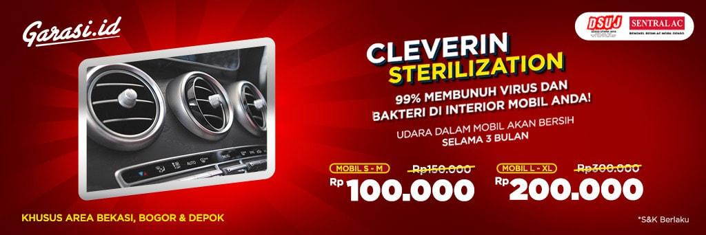 Promo Claverin All