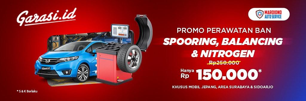 Promo Mardiono ( Surabaya & Sidoarjo )
