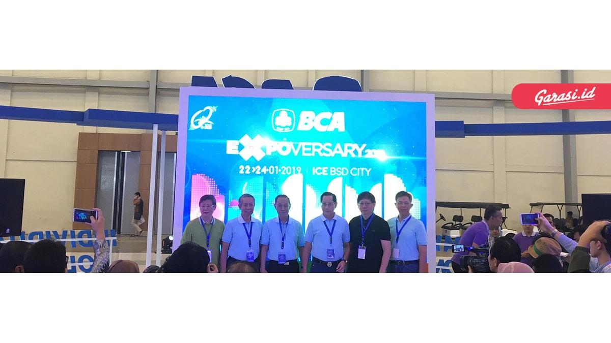 Garasi.id di BCA Expoversary