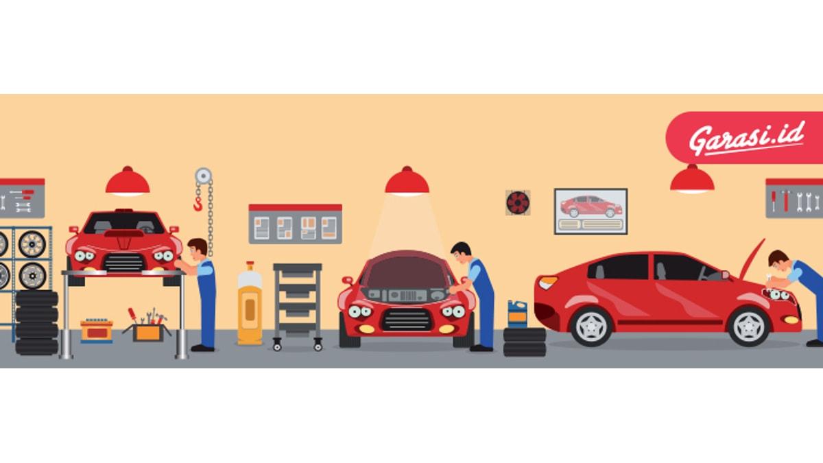 Inspeksi mobil guna memberikan kualitas yang OKE