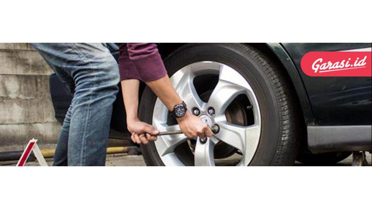Lakukan rotasi ban agar pergorma mobilmu tetap optimal