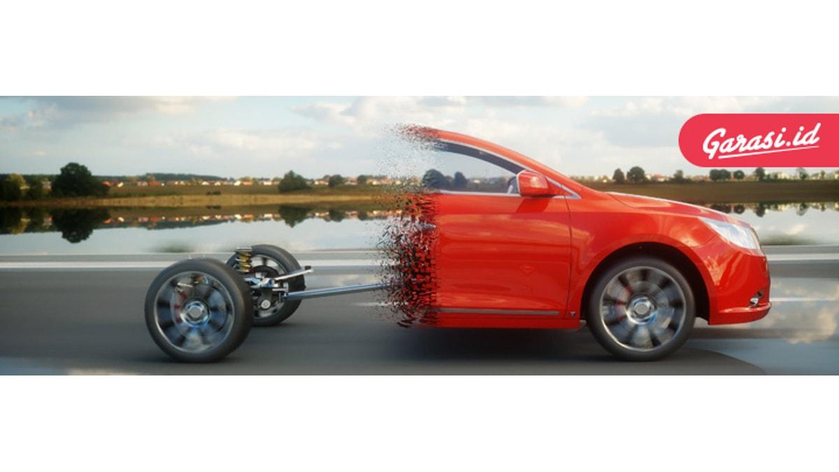 Kerak Mesin Mobil