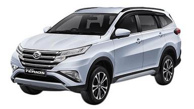 Daihatsu Terios - SUV Keren Terjangkau