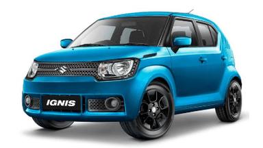 Suzuki Ignis - City Car Mungil Perkotaan