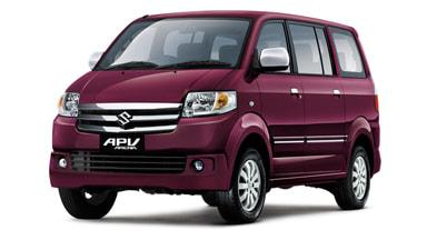 Suzuki APV - Fungsi yang Sempurna Dari Sebuah Mobil MPV