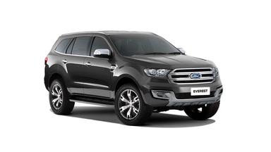 Ford Everest - Sang SUV Tangguh Yang Menyajikan Kenyamanan Berkelas