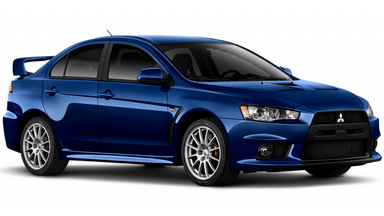 Mitsubishi Lancer - Sedan Reli Legendaris