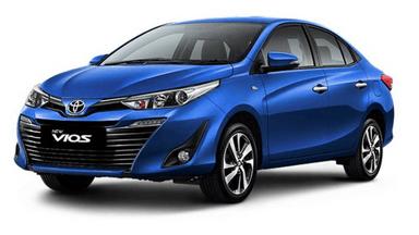 Toyota Vios - Sedan Compact yang Bandel