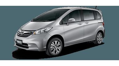 Honda Freed - MPV Keren Pintu Geser