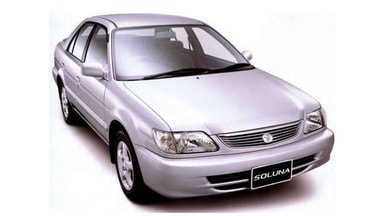 Toyota Soluna - Harga, Spesifikasi, dan Review Toyota Soluna