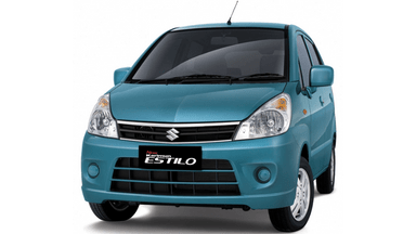 Suzuki Karimun Estilo - City Car Mungil dan Lucu