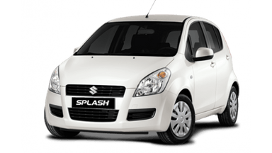 Suzuki Splash - Si Mungil yang Sporty