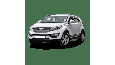 KIA Sportage Allnew - Pilihan Mobil Kia Sportage Bekas Berkualitas