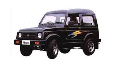 Suzuki Katana - Mungil dan Irit Bensin