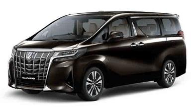 Toyota Alphard - MPV Penuh Kemewahan