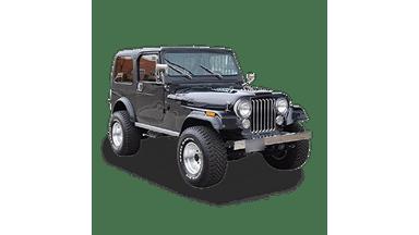 Jeep CJ - Pilihan Mobil Jeep CJ7 Bekas Berkualitas
