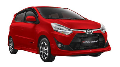 Toyota Agya - City Car Kaum Muda