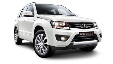 Suzuki Grand Vitara - Jual Mobil Suzuki Grand Vitara Berkualitas