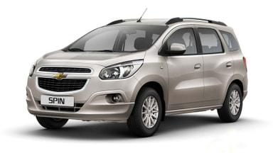 Chevrolet Spin - Keunggulan MPV Asal Negeri Paman Sam
