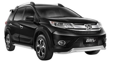 Honda BR-V - SUV Adventure Keren