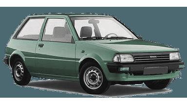 Toyota Starlet - Jual Mobil Toyota Starlet Bekas - Si Mungil