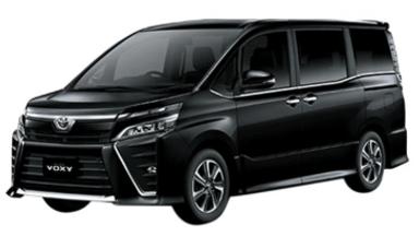 Toyota Voxy - MPV Premium Keren