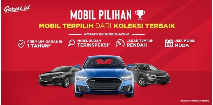 Mobil Pilihan Garasi.id - Mobile