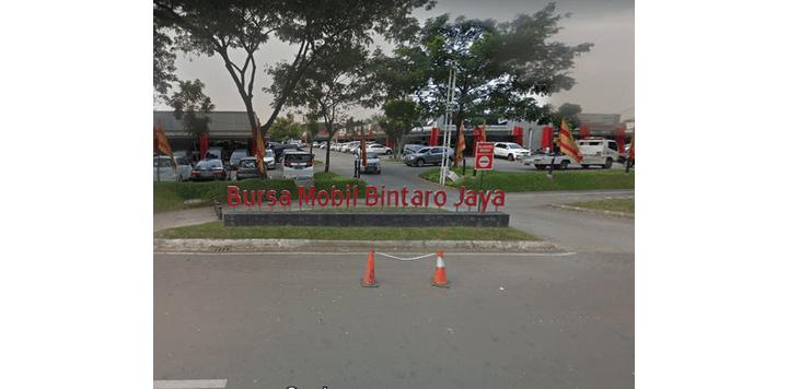 Bursa Mobil Bintaro Jaya