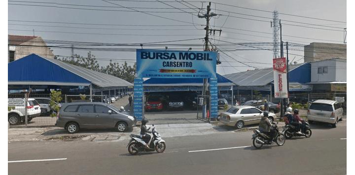 Carsentro Yogyakarta