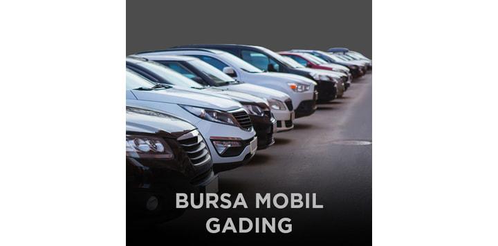 Bursa Mobil Gading - BMG